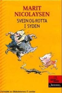 Svein og rotta i syden